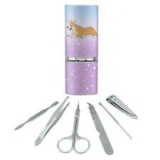 Unicorg Corgi Unicorn Manicure Pedicure Grooming Beauty Care Travel Kit