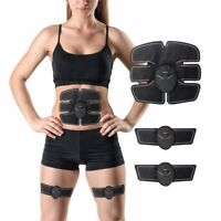 ABS Sixpad EMS Training Gear Body Fit Electrical Muscle Stimulation Healthy Gym