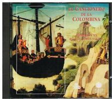 El Cancionero De La Colombina / Hesperion XX, Jordi Savall - CD