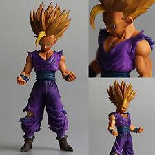 """10"""" Anime Son Goku Gokou Super Saiyan Dragon Ball Z Figurine Collection Figure"""