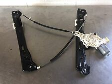 BMW 1 SERIES E87 PASSENGER SIDE LEFT FRONT WINDOW REGULATOR & MOTOR 6927027