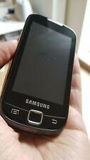 Samsung Galaxy GT-I5510 - Modern Black (Unlocked) Smartphone