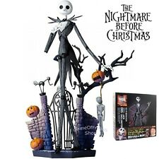 JACK SKELLINGTON  Nightmare Before Christmas Pesadilla Antes de Navidad 18cm