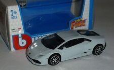 BURAGO Lamborghini Huracán LP610-4 1:43 Bianco