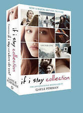 If I Stay/ Where She Went Slipcase, Good Condition Book, Forman, Gayle, ISBN 978