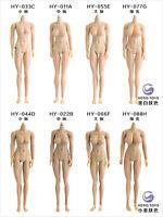 HENG TOYS 1/12 Female Seamless Steel Skeleton Body Figure Collectible Toys