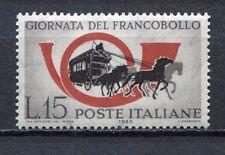 s6820) ITALIA-ITALY REP. 1961 MNH** G.ta del Francobollo 1v