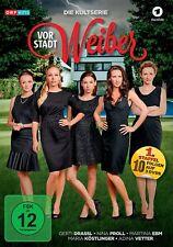 Vorstadtweiber - Die Kultserie [3 DVDs](NEU/OVP)eine Clique von gutsituierten Eh