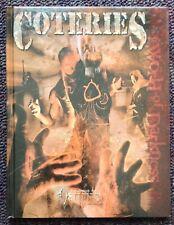 Coteries Vampire the Requiem White Wolf WW25100