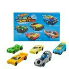 Hot Wheels Color Shifters Die-Cast Car 5-Pack