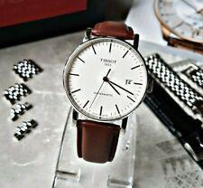 Tissot Herrenuhr Uhr Armbanduhr Chronograph Swissmatic Everytime Automatik