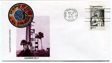 1973 SKYLAB 1 Conrad Kerwin Weitz Launch SL-1 Cape Canaveral USA NASA Space Sat