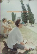 YURIE NAGASHIMA PHOTO BOOK PASTIME PARADISE 2000 JAPAN, in English