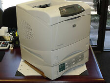 Q5409A HP LASERJET 4350DN 4350DTN PRINTER +GREAT COSMETICS +FAST 55PPM +WARRANTY