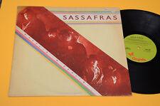 SASSAFRAS LP WHEELIN 'N' DEALIN TOP PROG USA 1975 EX