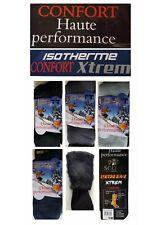 SCOTT  chaussettes Homme avec laine ski chaud haute performance Isotherme