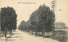 LURE avenue et quartier lasalle