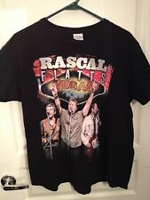 Rascal Flatts Las Vegas Concert T-Shirt Men'S Size Xl Staff Hard Rock The Joint