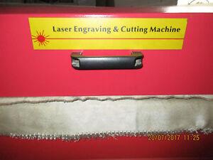 Laser Lasermax Maxi mit Luftfilteranlage