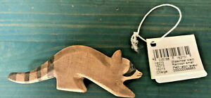 Ostheimer SMALL RACOON RUNNING wooden Toy Montessori Waldorf SOLD OUT