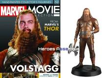 Marvel Movie Collection #52 Volstagg figurine eaglemoss Thor New (50 51)