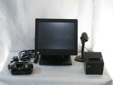 HP RP7 POS System 7800 i3-2120 3.3GHz/4GB VeriFone MX860 Epson M244A LS2208