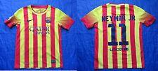 Neymar JR #11 Barca Nike FC Barcelona Away Shirt/Jungen m/137-147cm/10-12 Jahrtausendwende