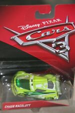 "DISNEY PIXAR CARS 3 ""CHASE RACELOTT...A.K.A. VITOLINE"" NEW IN PACKAGE, SHIPWW"