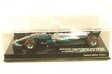 1 43 Minichamps Mercedes AMG W08 EQ Power Winner GP Russia Bottas