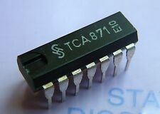 3x tca871 transistor array with 5 NPN transistor, Siemens