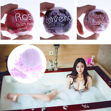 Handmade Sea Salt Essential Oil Bath Booms Ball Shape Whitening Moisturizing