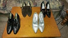 "4 Bocci high heels ""made in italy"" (mint condtion) SELLING LOT"