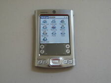 PALM TUNGSTEN E HANDHELD PDA ORGANIZER MP3 W/ SYNC CABLE & AC + 1 YEAR WARRANTY