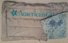 American Girl Sleeping Bag Turns into Carrying Case Strong Confident Kind