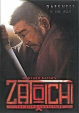 Zatoichi: Darkness is His Ally - DVD RARE (Photo Liner Notes Booklet included)