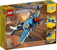 Lego 31099 LEGO Creator 3in1 Propeller Plane 31099 Building Kit (128 Pieces)