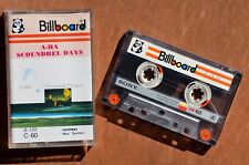 Cassette Audio - A-Ha - Scroundel Days - K7 SINGAPOUR