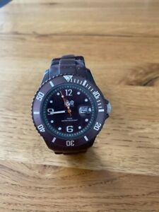 Ice Watch, braun, Herrenuhr, top erhalten