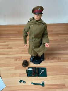 vintage action man escape from colditz officer complete