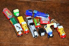 bundle lot of diecast and plastic Toy THOMAS Train more than 15 pcs lotto bundle