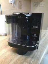 Delonghi Nespresso Lattissima coffee pod machine + stand with 2 drawers for pods