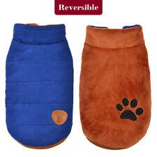 Pet Fleece Jackets Small Dog Coats Winter Pet Clothing Medium Breeds Apparel
