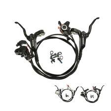 SHIMANO BR-BL-M355 MTB Bike Hydraulic Disc Brakes Set Front & Rear Black/White
