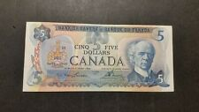 Canada ,Five Dollars Bank Note.1979