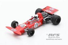 March 711 Ford  STP  Alex Soler-Roig  Formel 1 Spanien 1971  1:43 Spark 7160 NEU
