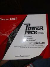 Graupner Hott power pack.