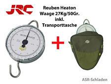 JRC Reuben Heaton 27Kg / 60 Lb Waage inkl. Transporttasche