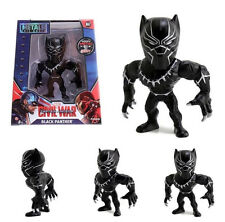 "Jada 4"" Captain America Civil War Action Figure 97560 Black Panther"