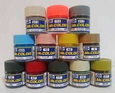 Gunze Sangyo Mr Color acrylic paint 12 pcs bundle