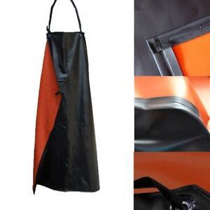1PC Heavy Duty Strong Lightweight PVC Nylon Waterproof Work Protective Apron